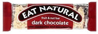 Picture of EAT NATURAL CRANBERRY&MACADAMIA(DARK CHOC)  45gx12