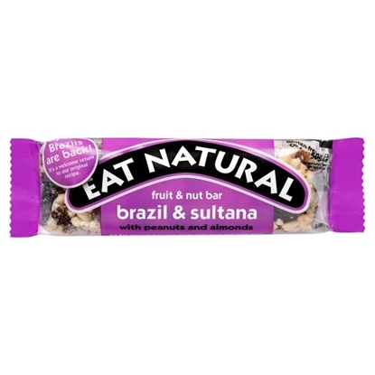 Picture of EAT NATURAL SULTANA & MIXED NUTS 50g x 12