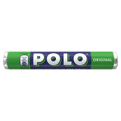 Picture of PM 50P POLO MINTS ORIGINAL 34G X 32