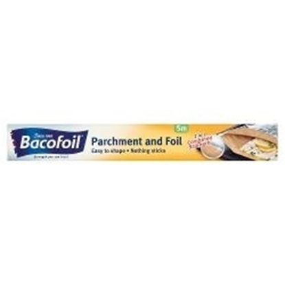 Picture of BACO FOIL LINED BAKING PARCHMENT 300MM X 5 X 24
