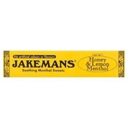 Picture of JAKEMANS HONEY & LEMON *STICK PACK* X 20