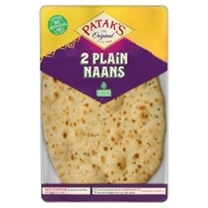 Picture of PATAKS NAAN BREAD 2PK 280G X 8