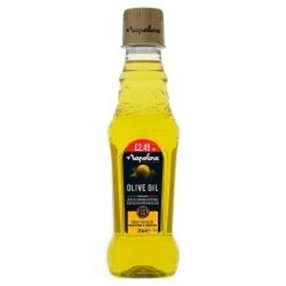 Picture of PM £2.49 NAPOLINA OLIVE OIL 250ML X 6
