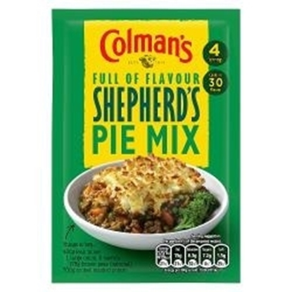 Picture of COLMANS SHEPHERD PIE MIX 50G X 16