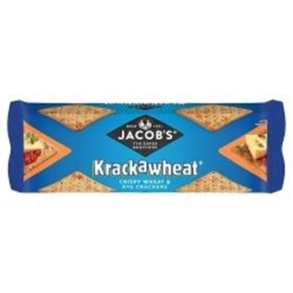 Picture of JACOBS  KRACKAWHEAT 200g x 15