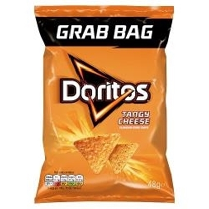 Picture of DORITOS BIG EATS CHEESE 48g X 24