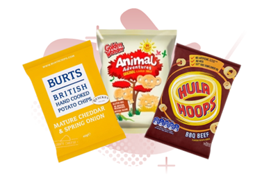 Picture for category STANDARD CRISPS & SNACKS