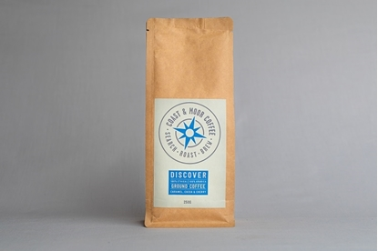 Picture of COAST AND MOOR 250G DISCOVER GROUND COFFEE x 6