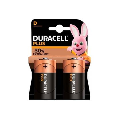 Picture of DURACELL ULTRA * D * 2 PACK x 10