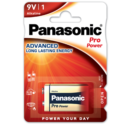 Picture of PANASONIC PRO POWER 1PK 9V X 12