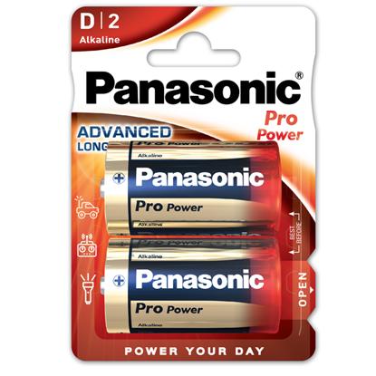 Picture of PANASONIC PRO POWER 2PK D X 12