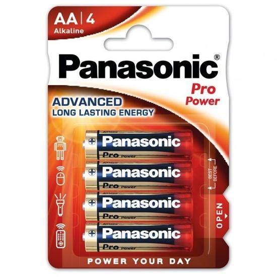 Picture of PANASONIC PRO POWER 4PK AA X 12
