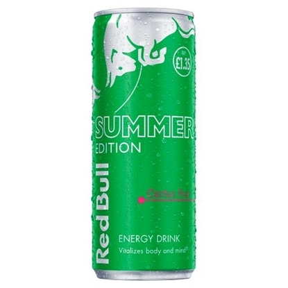 Picture of PM £1.35 RED BULL CACTUS 250ml x 12