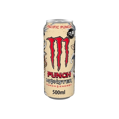 Picture of PM £1.45 MONSTER PACIFIC PUNCH 500ML x 12