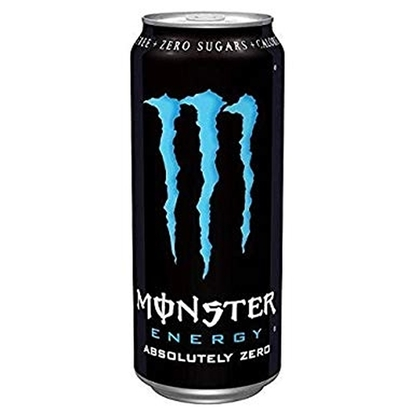 Picture of PM £1.35 MONSTER ABSOLUTE ZERO 500ML X 12