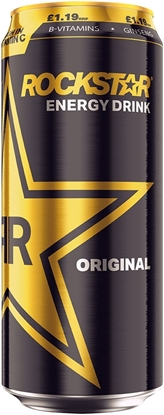 Picture of PM £1.19 ROCKSTAR ENERGY 500ML X 12