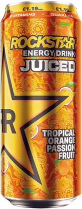 Picture of PM £1.19 ROCKSTAR JUICED 500ML X 12