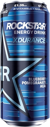 Picture of PM £1.29 ROCKSTAR XDURANCE FULLY LOADED 500ml x 12