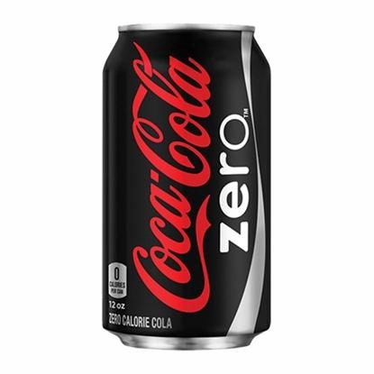 Picture of PM £2.75 COKE ZERO CANS 330ml 6PK x 4