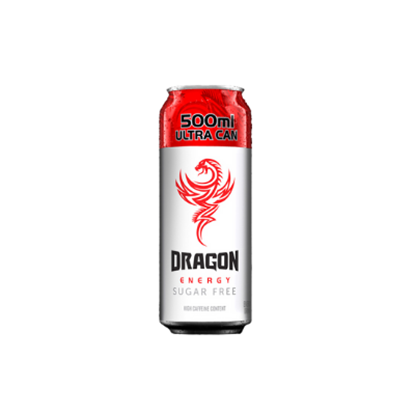 Picture of PM 89P  DRAGON ENERGY SUGAR FREE 500ML X12