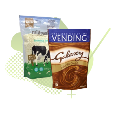 Picture for category VENDING PRODUCTS
