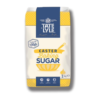 Picture of TATE & LYLE CASTER SUGAR 1KG X 10