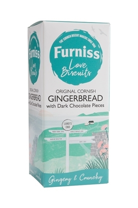 Picture of FURNISS DARK CHOC GINGERS *NEW* 200g x12