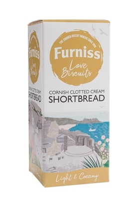 Picture of FURNISS CLOTTED CREAM SHORTBREAD *NEW* 200g x 12